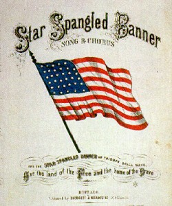 flag Star spangled
