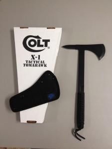 Colt X-1 Tactical Tomahawk