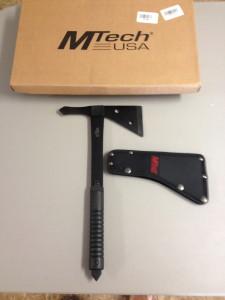 MTECH USA Mt-X3 Axe 15.5-Inch Overall