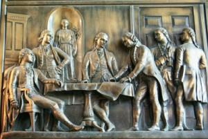 declaration bronze